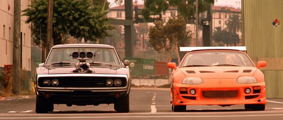 1970 Dodge Charger, The Fast and the Furious 2001
