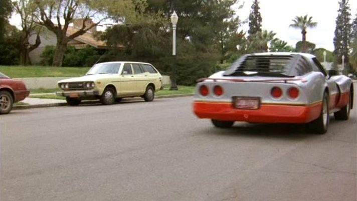 1974 Datsun 710 Wagon WJ710