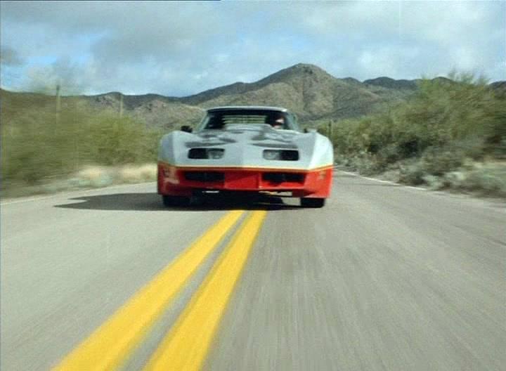 1977 Chevrolet Corvette C3, Wraith