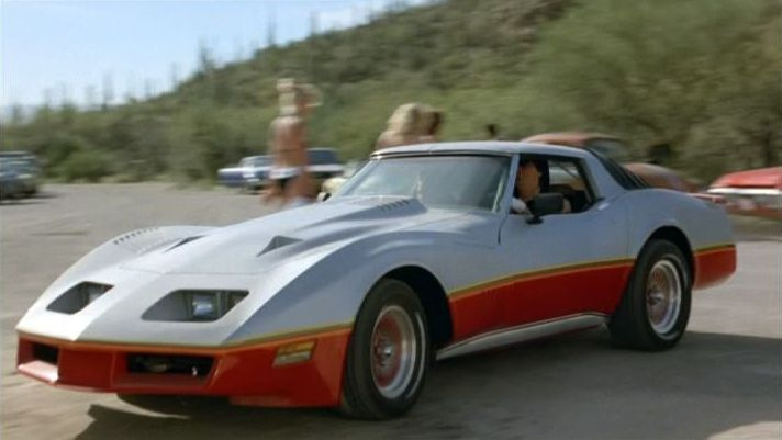 "1969 Corvette For Sale >> All Cars in ""The Wraith"" (1986) - Best Movie Cars"