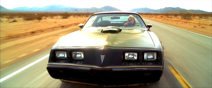 1980 Pontiac Firebird Trans Am, Kill Bill Vol 2 2004