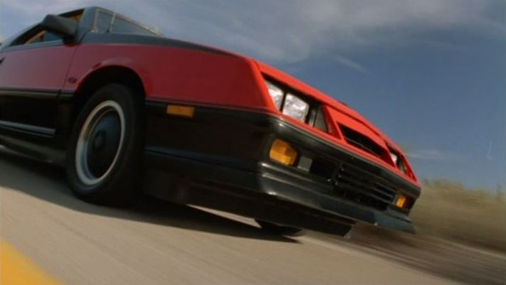 The Wraith Car >> 1986 The Wraith 1984 Dodge Daytona G Best Movie Cars