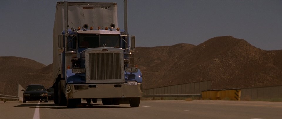 1987 Peterbilt 359, The Fast and the Furious