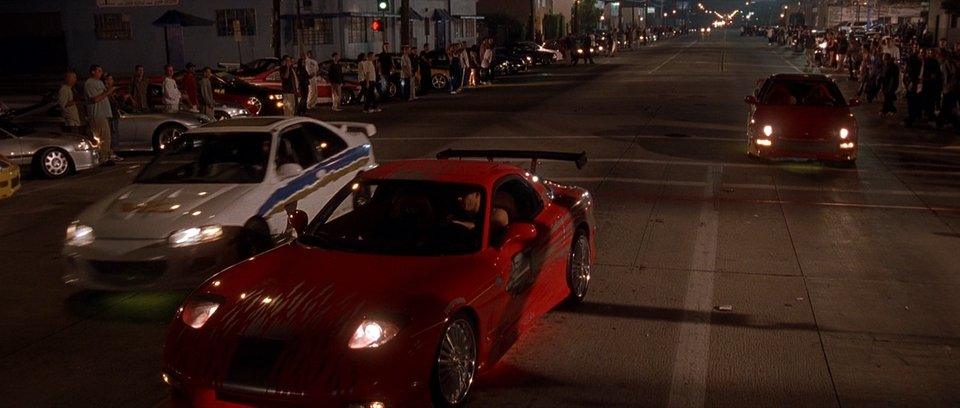 "1988 Toyota Supra >> All Cars in ""The Fast and the Furious"" (2001) - Best Movie Cars"