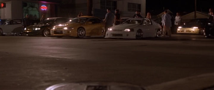 1993 Honda Civic del Sol, The Fast and the Furious