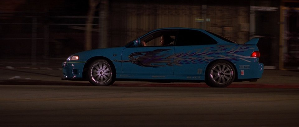 1994 Acura Integra GS-R DB8, The Fast and the Furious 2001