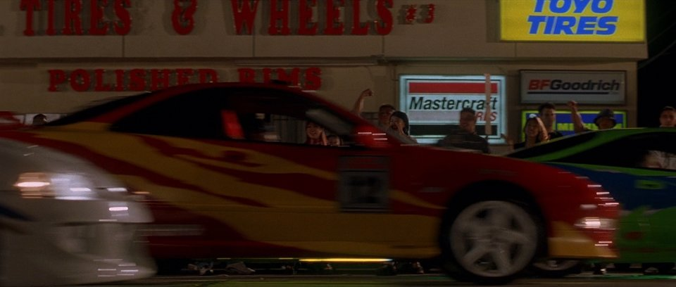 1994 Acura Integra DC2, The Fast and the Furious 2001