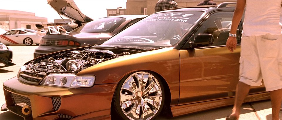 1994 Honda Accord Wagon, The fast and the Furious 2001