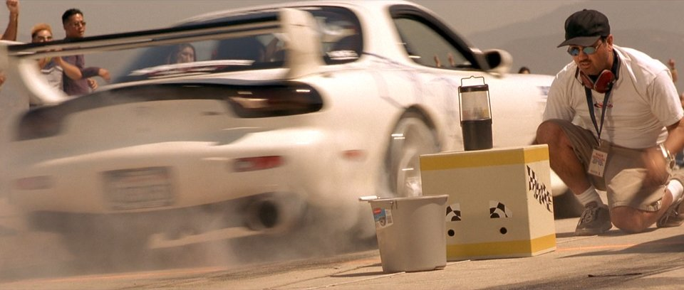 1995 Mazda RX-7 FD, The Fast and the Furious 2001