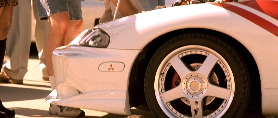 1995 Mitsubishi Eclipse, The Fast and the Furious 2001