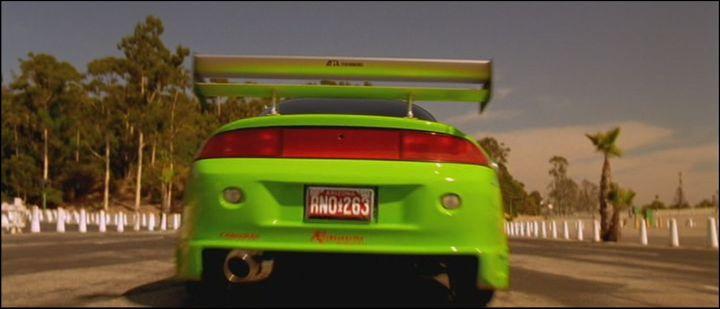 1995 Mitsubishi Eclipse RS 2G D31A 2
