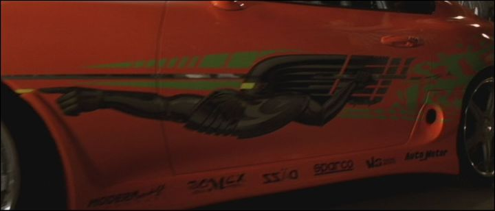 1995 Toyota Supra JZA80
