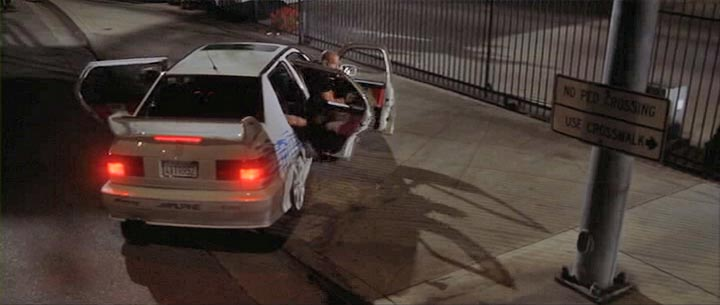 1995 Volkswagen Jetta A3 Typ 1h, The fast and the Furious