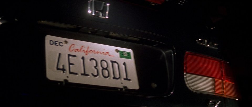 1996 Honda Civic Coupe EJ