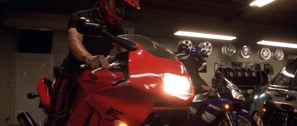 1998 Honda CBR 600 F3