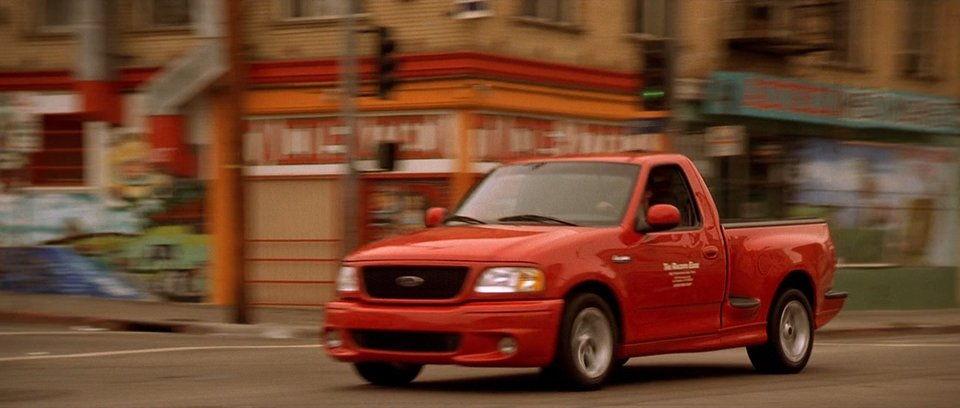 1999 Ford F-150 SVT Lightning, The fast and the Furious 2001