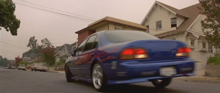 1999 Nissan Maxima A32, The Fast and the Furious 2001