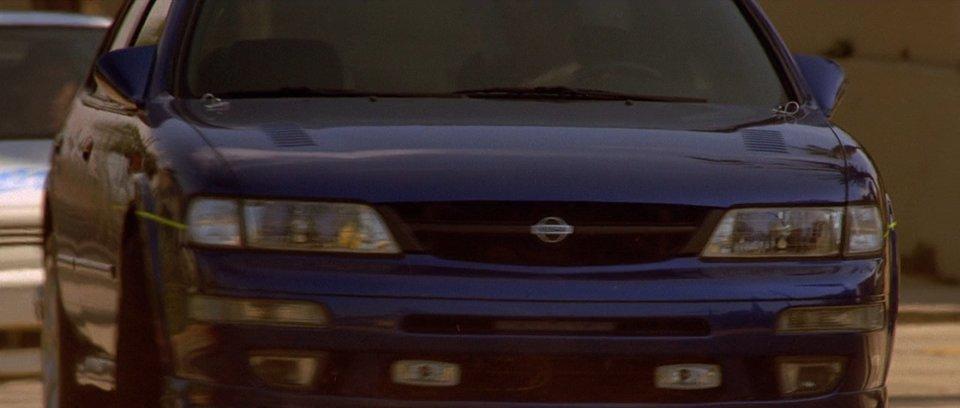 1999 Nissan Maxima A32