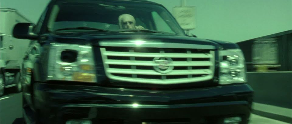 2002 Cadillac Escalade EXT GMT806, The Matrix Reloaded 2003