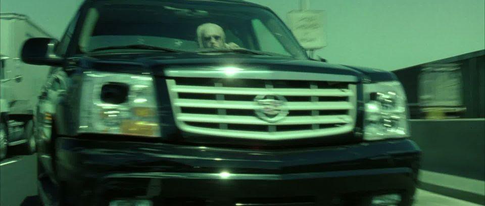2002 Cadillac Escalade EXT GMT806, The Matrix Reloaded