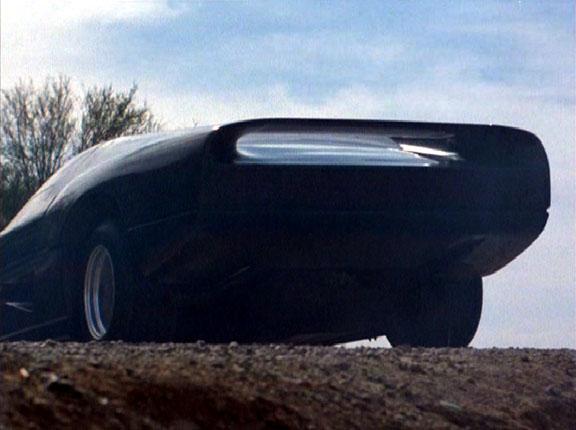 Dodge M4S Turbo Interceptor, The Wraith