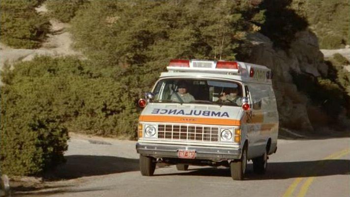 Dodge Ram Van B200