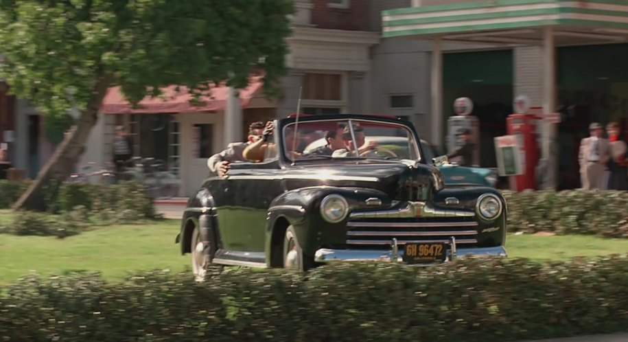1946 Ford Super De Luxe 69A, Back to the Future 1985