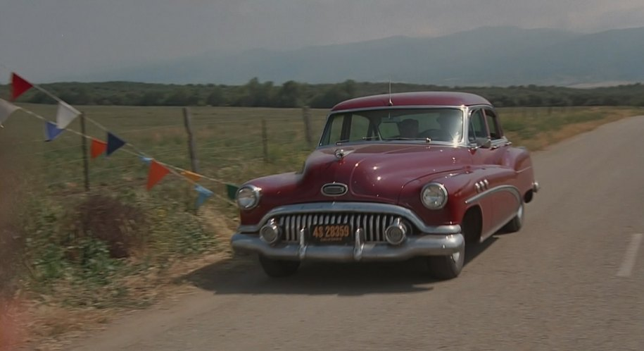 1952 Buick Super Riviera 52, Back to the Future 1985