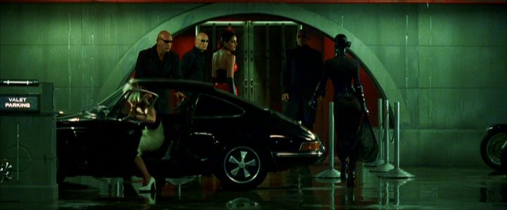 1968 Porsche 912, The Matrix Revolutions 2003