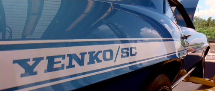 1969 Chevrolet Yenko Camaro SYC