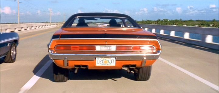 1970 Dodge Challenger RT, Fast and Furious 2003