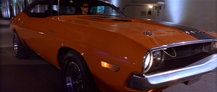 Fast And Furious 2003 1970 Dodge Challenger RT
