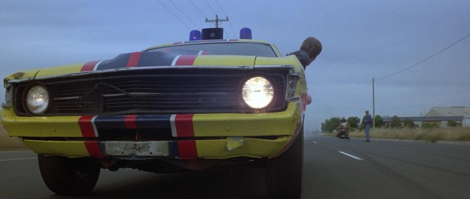 1972 Ford Falcon XA, Mad Max 1979