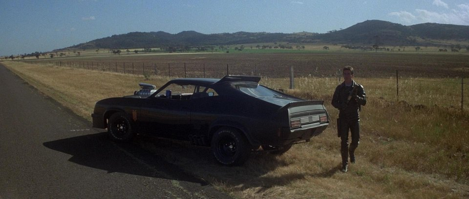 1973 Ford Falcon XB, Mad Max 1979