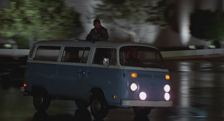 1975 Volkswagen Station Wagon T2, Back to the Future 1985