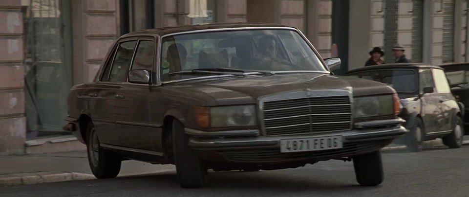1998 Ronin/ 1976 Mercedes-Benz 450 SEL 6 9 - Best Movie Cars