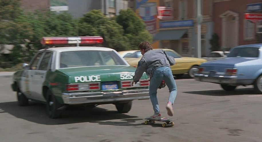 1980 Chevrolet Malibu, Back to the Future 1985