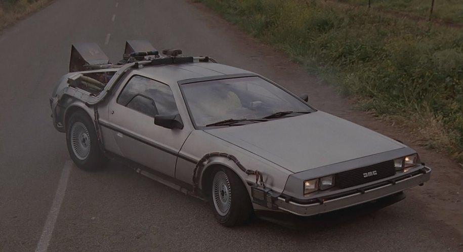 1981 DeLorean DMC-12, Back to the Future 1985