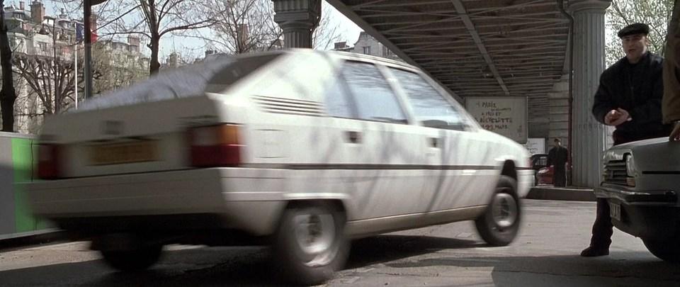 1983 Citroen BX