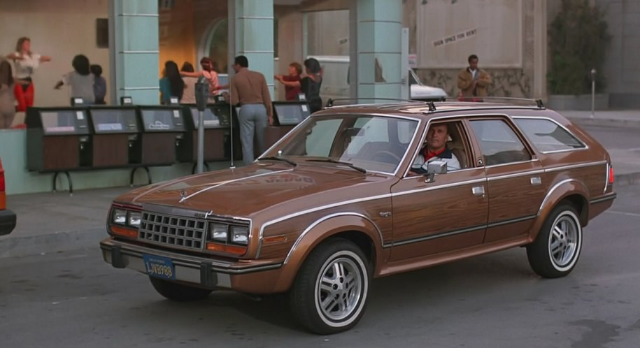 1984 AMC Eagle 4WD Wagon, Back to the Future 1985