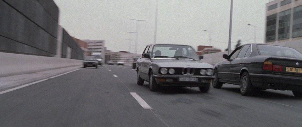 1985 BMW 5 E28