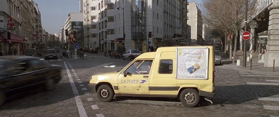 1986 Renault Express F40