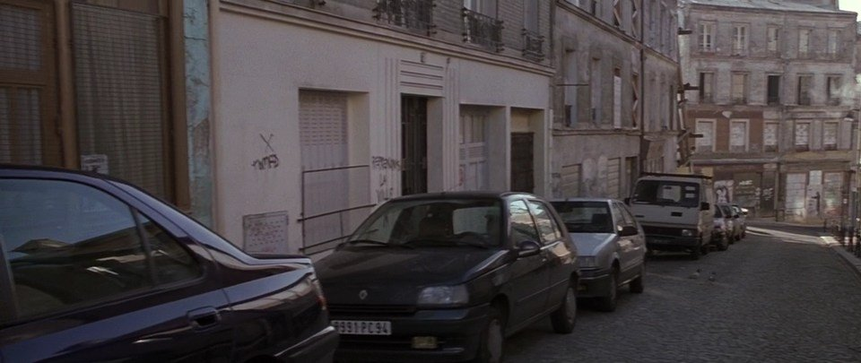 1990 Renault Clio 1 X57