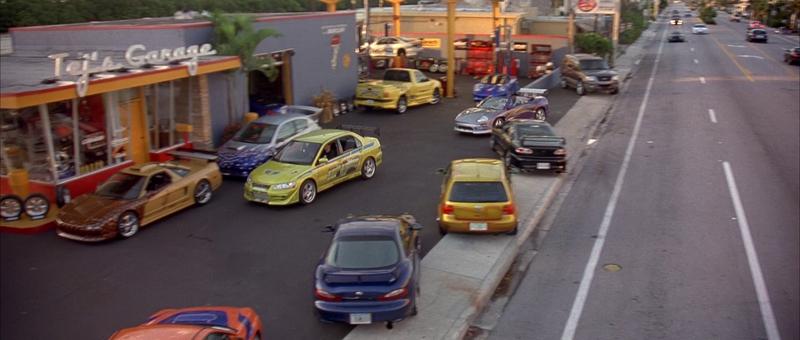 1991 Acura NSX NA1 2 Fast Furious 2003