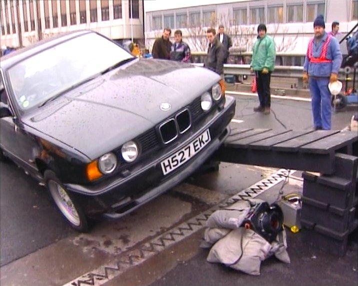 1991 BMW 535i E34, Ronin