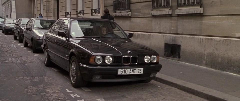 1991 BMW 535i E34, Ronin 1998