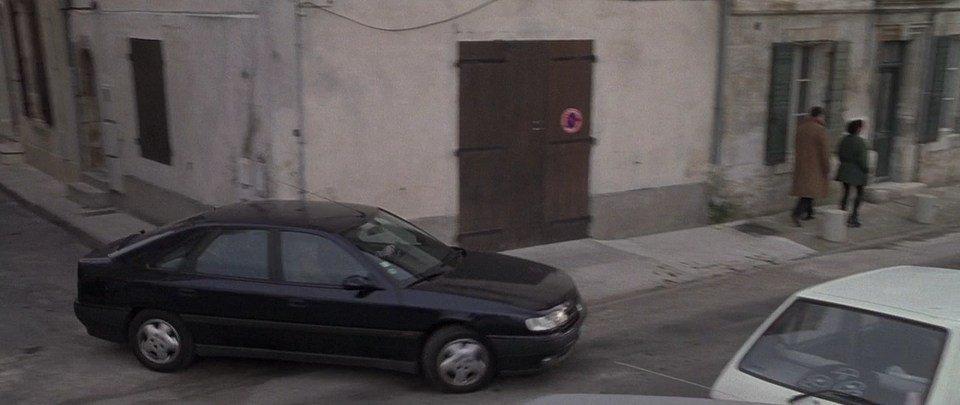 1992 Renault Safrane X54