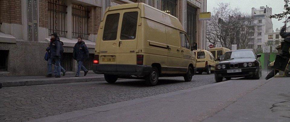 1992 Renault Trafic