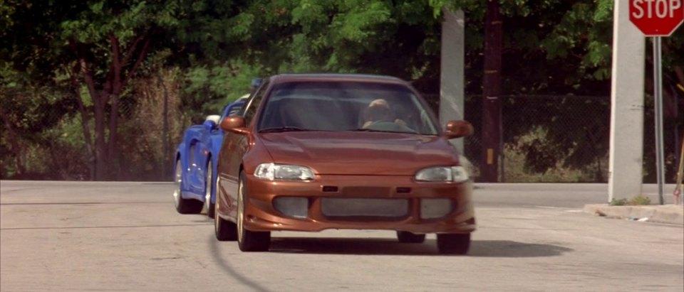 1993 Honda Civic Coupe EJ