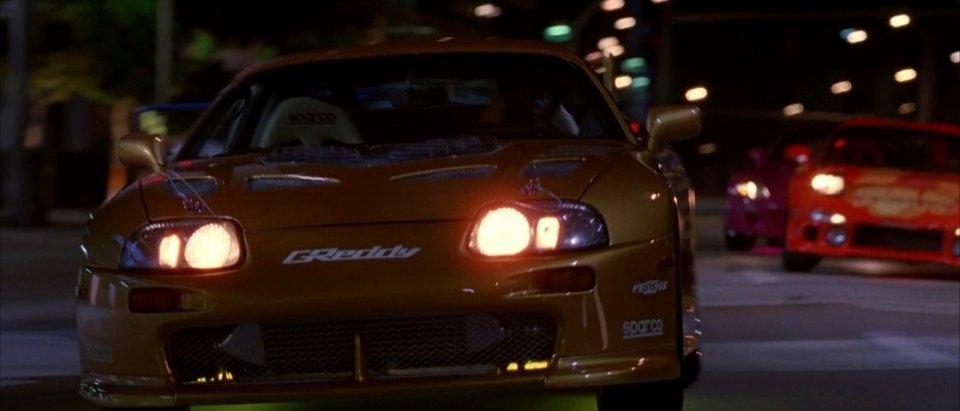 1993 Toyota Supra JZA80